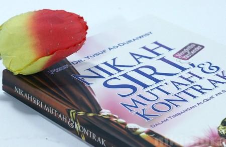 Buku Nikah Siri Mut'ah & Kontrak
