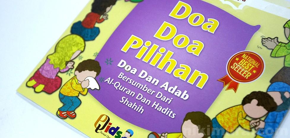 Buku Doa Pilihan Untuk Anak