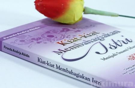 Buku Kiat Membahagiakan Istri