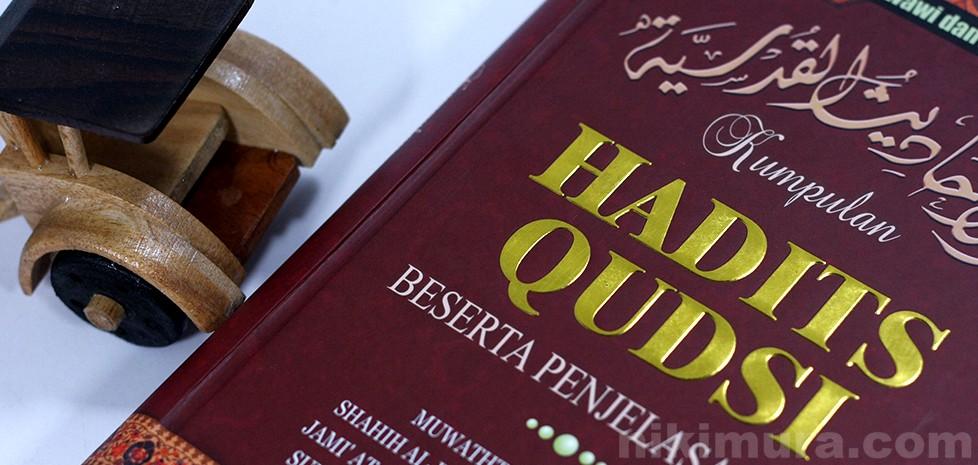 Buku Kumpulan Hadits Qudsi