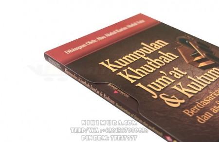 Buku Kumpulan Khutbah Jumat & Kultum