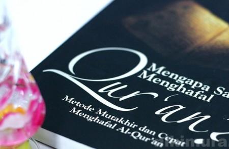Buku Metode Cepat Hafal Alquran