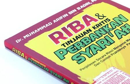 Buku Riba Bank Syariah