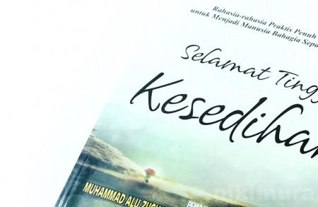 Buku Selamat Tinggal Kesedihan