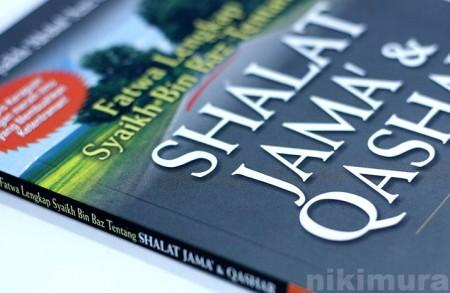 Buku Shalat Jamak Dan Qashar