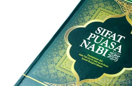 Buku Sifat Puasa Nabi