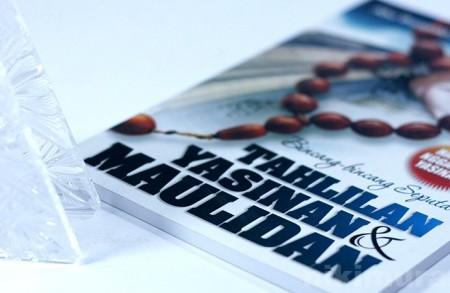 Buku Tahlilan Yasinan Dan Maulidan