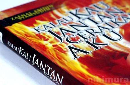 Buku Islam Kalau Kau Jantan Ceraikan Aku