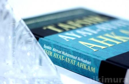 Buku Islam Tafsir Ayat-ayat Ahkam
