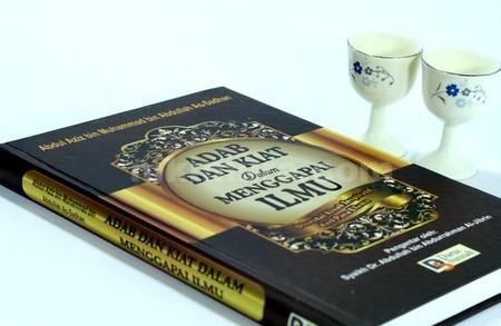 Buku Adab Dan Kiat Dalam Menggapai Ilmu