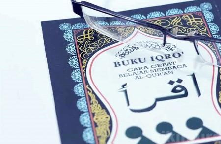 Buku Iqro' Cara cepat membaca Al-Qur'an