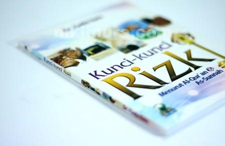 Buku Islam Kunci Rizki