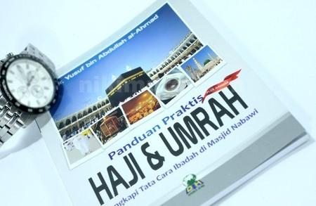 Buku Islam Panduan Haji dan Umrah