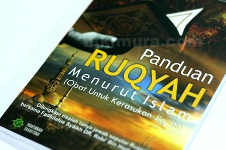 Buku Islam Panduan Ruqyah Menurut Islam03