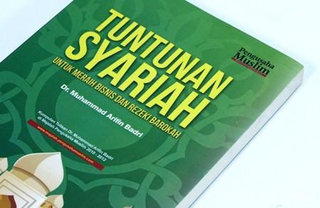 Buku Islam Tuntunan Syariah