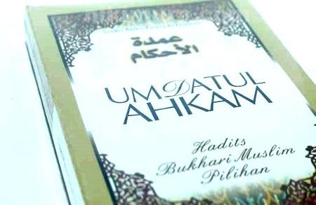 Buku Islam Umdatul Ahkam