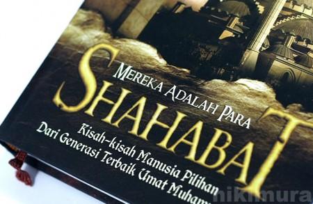 Buku Riwayat Shahabat Nabi
