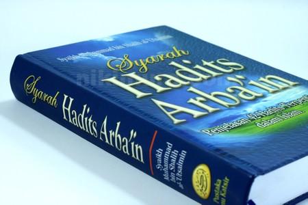 Buku Syarah Hadits Arbain 42 Hadits03