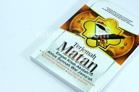 Buku Terjemah Matan Empat Kitab Aqidah04