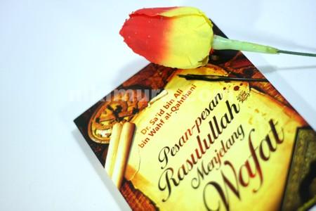 Buku Wasiat Rasulullah Menjelang Wafat04