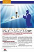 Bekal-bekal Keimanan Bagi Pengusaha Muslim