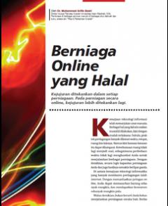 Berniaga Online Yang Halal