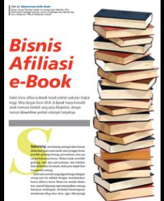 Bisnis Afiliasi E-book
