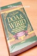 Buku Doa Dan Wirid