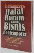 Buku Halal Haram Dalam Bisnis Kontemporer