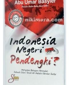 Buku Indonesia Negeri Para Pendengki?