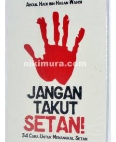 Buku Jangan Takut Setan