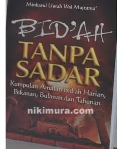 Buku Kumpulan Amalan Bid'ah