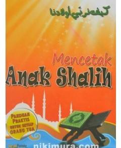 Buku Mencetak Anak Shalih