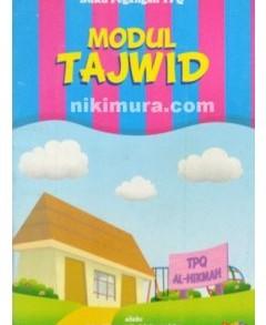 Buku Modul Tajwid