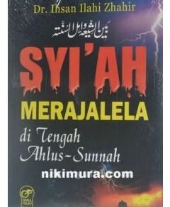 Buku Syiah Merajalela