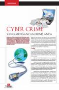 Cyber Crime Yang Mengancam Bisnis Anda