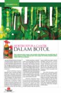 Hortikultura Cantik Dalam Botol