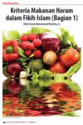 Kriteria Makanan Haram Dalam Fikih Islam (bagian 1)