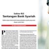 Sektor Riil Tantangan Bank Syariah