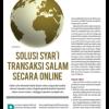 Solusi Syar\'i Transaksi Salam Secara Online
