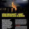 Upah Menjampi-jampi Dengan Bacaan Al-qur\'an