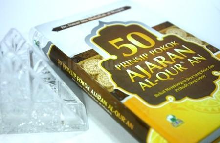 Buku 50 Prinsip Pokok Ajaran Al-quran