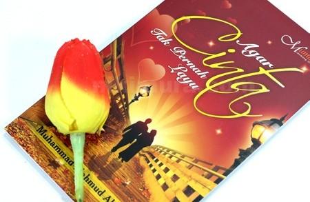 Buku Agar Cinta Tak Pernah Layu