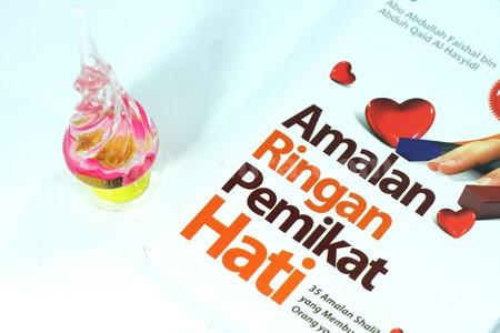 Buku Amalan Ringan Pemikat Hati03