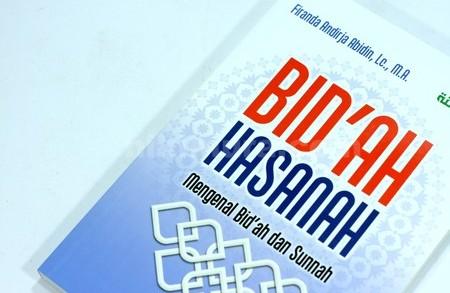 Buku Bid'ah Hasanah