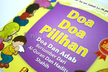 Buku Doa Pilihan Untuk Anak02