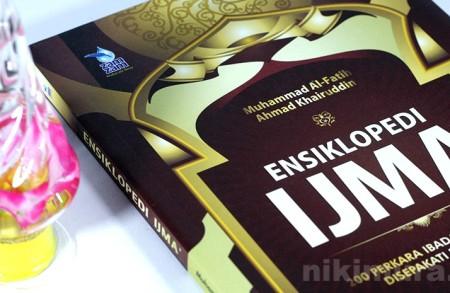 Buku Ensiklopedia Ijma'