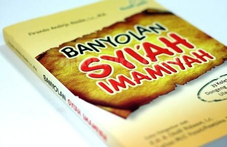 Buku Islam Banyolan Syi'ah Imamiyah