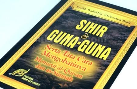 Buku Islam Tata Cara Mengobati Sihir dan Guna-Guna
