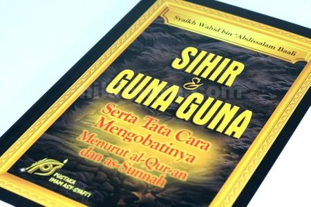 Buku Islam Tata Cara Mengobati Sihir dan Guna-Guna03